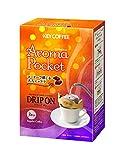 キーコーヒー DRIP ON (ドリップオン) Aroma Pocket (アロマポケット) コーヒーで感じる大人ショコラ 1箱(3杯分)×6箱