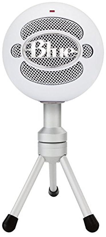 太い空ナットBlue Microphones USBマイク Windows/Mac対応 Snowball iCE USB Microphone ホワイト [並行輸入品]