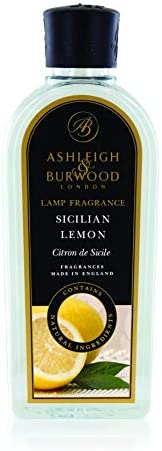 Ashleigh & Burwood PFL999 Sicilian Lemon Fragrance Lamp Oil, 2