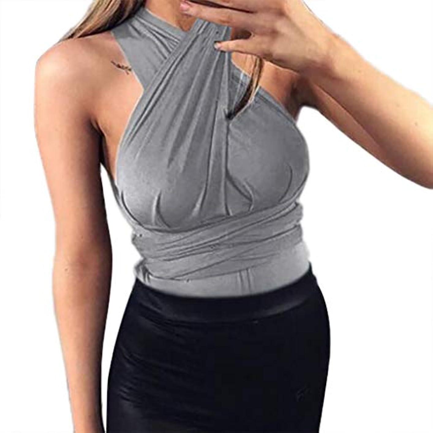 勉強する引退したマージンレディース 胸元あき 爆乳キャミソール ボタンをはずす YOKINO tシャツ レディース セクシー ファッション セクシー タンクトップ 衿開き 大きめ ストレッチ タイト Tシャツ 通勤 通学 運動