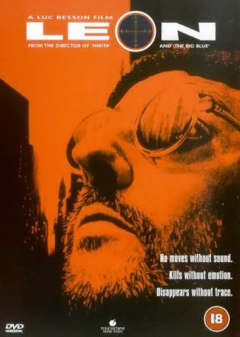 Leon [DVD] [1995] by Jean Reno