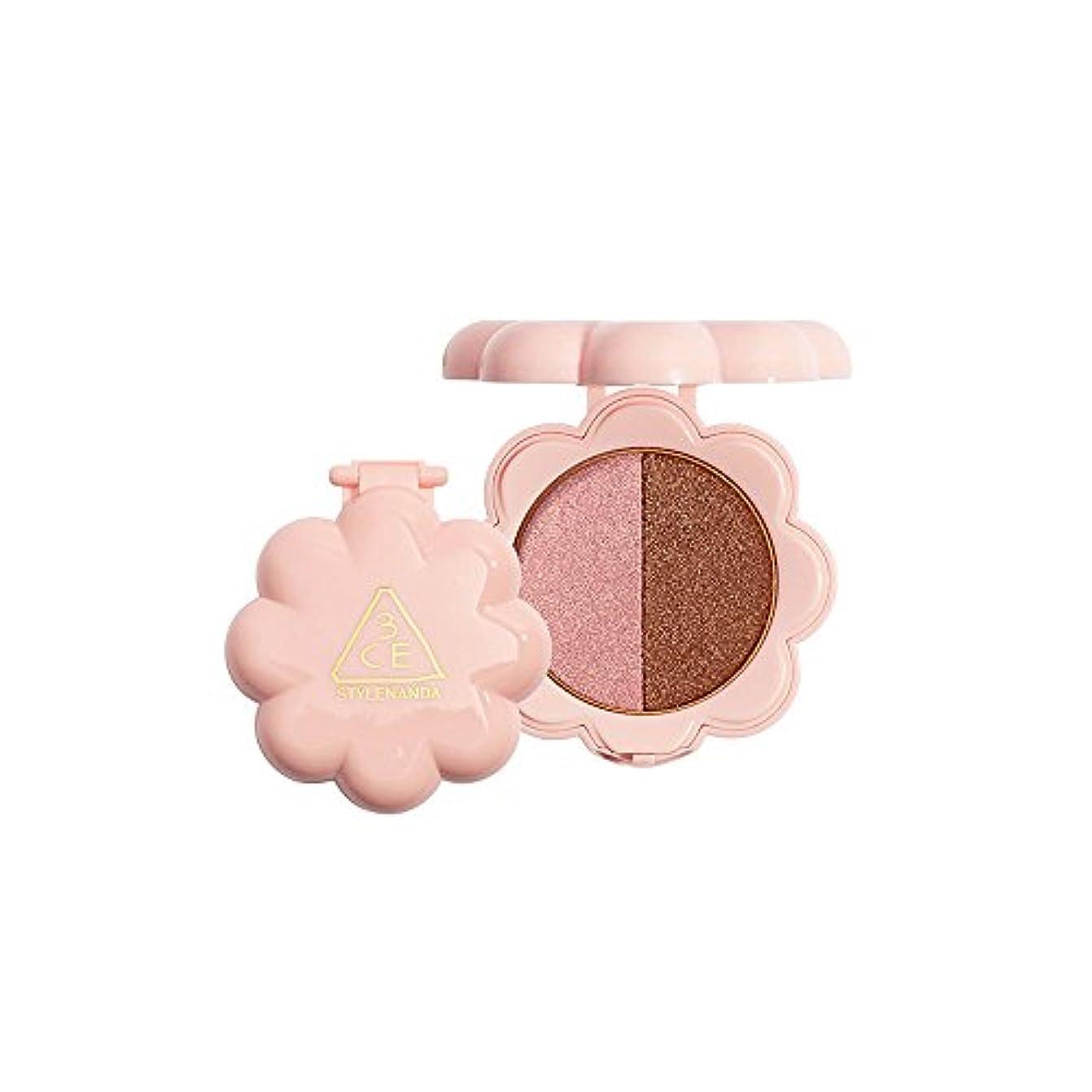 多様性ペレットチョコレートLOVE 3CE Duo Shadow, 韓国化粧品アイカラーメイクアップ, 3.2g - POTION MAKER[並行輸入品]