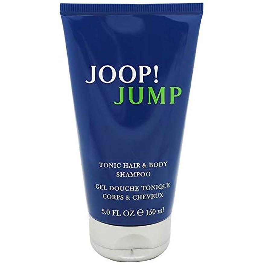 マーティンルーサーキングジュニアバンジージャンプ角度【ジョープ】ジョープ ジャンプ ヘア&ボディシャンプー 150ml [並行輸入品]