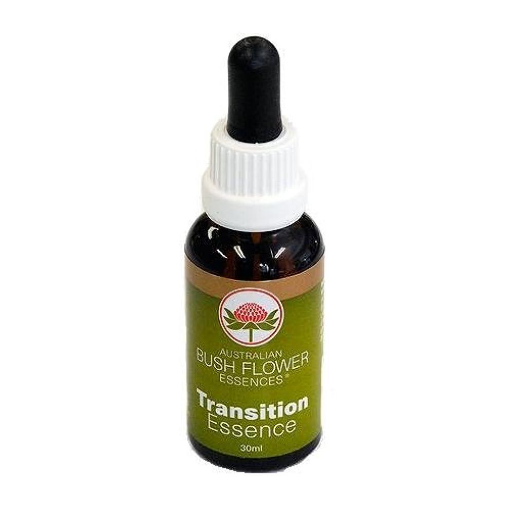 薬を飲むウール占めるオーストラリアンブッシュ トランジション 30ml コンビネーション フラワーエッセンス 日本国内正規品