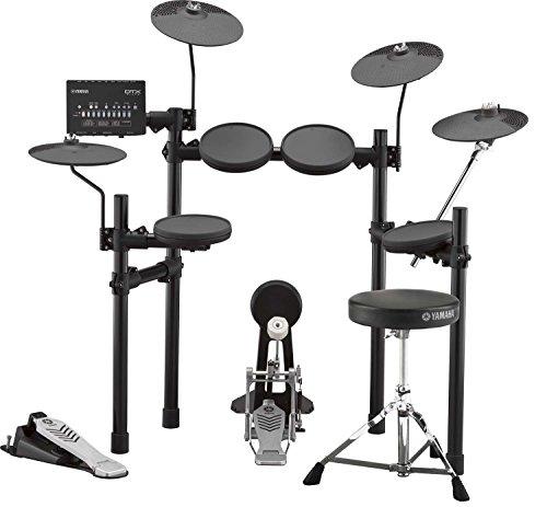 YAMAHA(ヤマハ) 電子ドラムセット ドラム椅子・シンバルパッド付属 DTX432KUPGS B07FP93PSH 1枚目