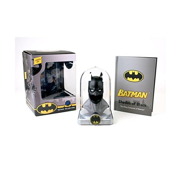 Batman: Deluxe Cowl: Lig...の商品画像