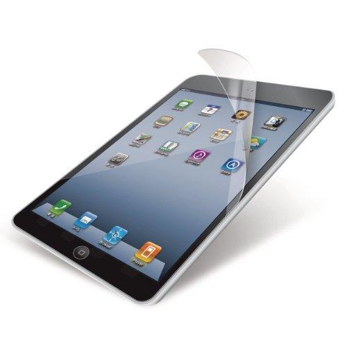 エレコム iPad mini 3 液晶保護フィルム エアーレス加工 光沢 【日本製】 TB-A12SFLAG