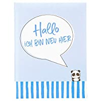 ベイビーダイアリー「私は新しい」ブルー