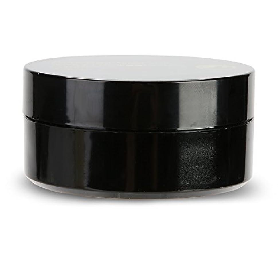 あたたかい大胆カジュアル60pcsブラックパールエナジャイジングコラーゲンアイマスク、アンチエイジング、しわを解消ブラックアイと余分な脂肪、アイバッグトリートメント、高保湿