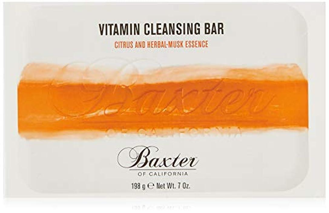 衣類コントラストコインランドリーバクスターオブカリフォルニア Vitamin Cleansing Bar (Citrus And Herbal-Musk Essence) 198g/7oz