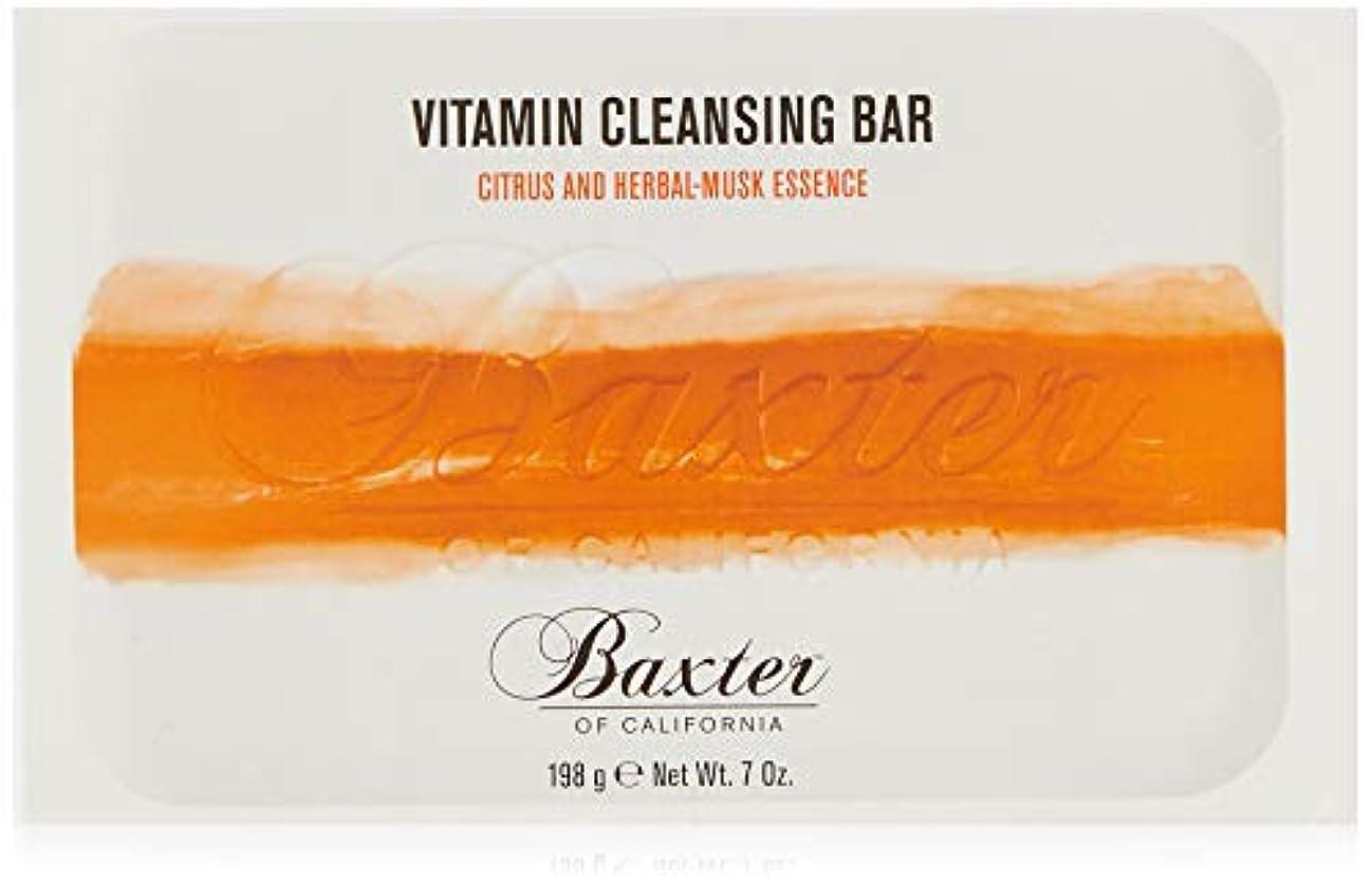 絶対のハウスデコレーションバクスターオブカリフォルニア Vitamin Cleansing Bar (Citrus And Herbal-Musk Essence) 198g/7oz