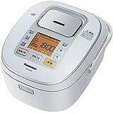 パナソニック 5.5合 炊飯器 IH式 ホワイト SR-HB106-W