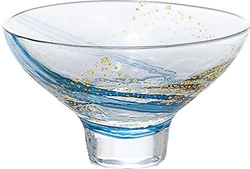 東洋佐々木ガラス 日本酒グラス クリア 120ml 江戸硝子 八千代窯 盃 日本製 10793