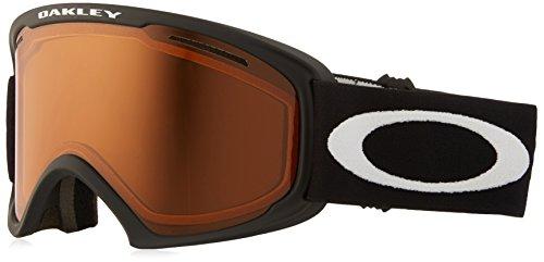 OAKLEY オークリー ゴーグル O2 XL 59-360 Matte Black/Persimmon スキー スノーボード GOGGLE 並行輸入品