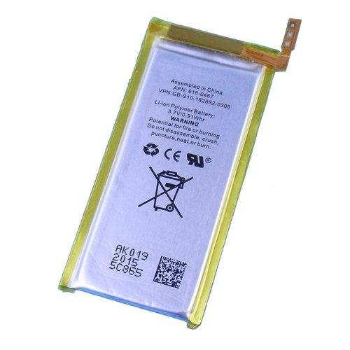 【互換バッテリー】【Replacement Battery】for iPod nano 第5世代 5th gen. プラスチックツール2本付き