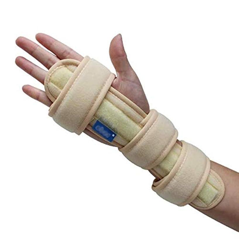 柔らかい足シャーロットブロンテキリマンジャロトリガーフィンガースプリント、フィンガートレーニングブラケットスプリントサポートバンドフィクサー手根管骨折サポートsupport医療リストバンド