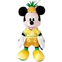 ミッキーマウス ぬいぐるみバッジ パイナップル フル!フル!フルーツ! 2018【東京ディズニーリゾート限定】