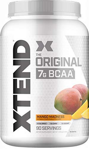 【海外直送品】Scivation Xtend BCAA 90杯分 (マンゴー) [並行輸入品]