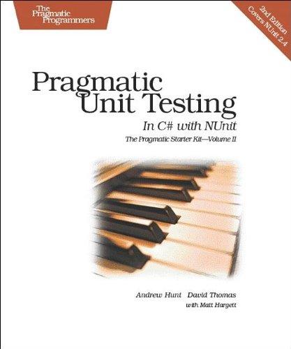 Pragmatic Unit Testing in C# With Nunit (Pragmatic Bookshelf)の詳細を見る