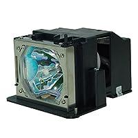 AuraBeam NEC vt465プロジェクタ用交換ランプハウジング