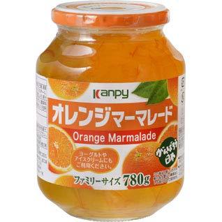 オレンジマーマレード 780g カンピー