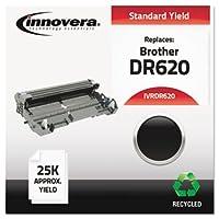 dr620互換、再生、dr620ドラム、25000ページ印刷可、ブラック