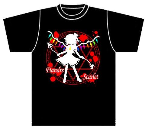 東方Project 東方紅魔郷 【フランドール・スカーレット】Tシャツ Mサイズ