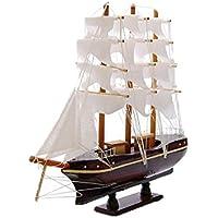 ハイムインダストリア WOODEN VEHICLE sailing ship M
