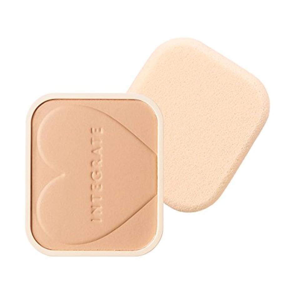 湿度胚芽椅子インテグレート プロフィニッシュファンデーション オークル10 10g