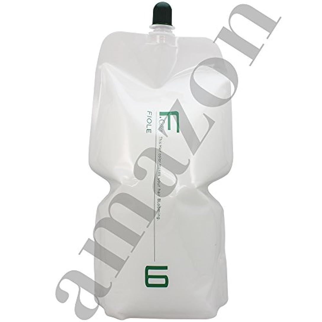 スーツコース苦悩フィヨーレ BLカラー OX 2000ml 染毛補助剤 第2剤 パウチ (OX6%)