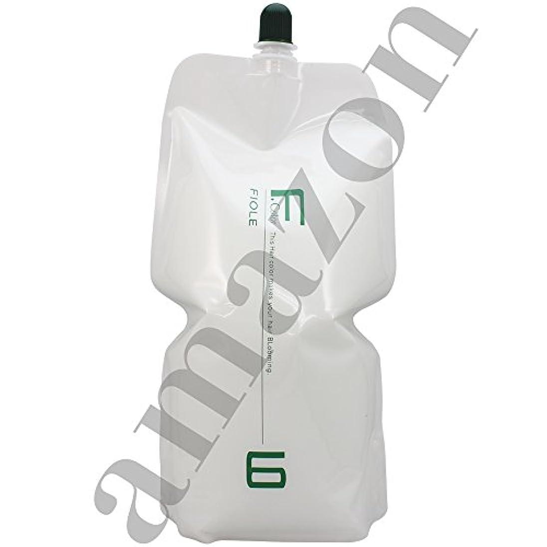 ピン動揺させる文句を言うフィヨーレ BLカラー OX 2000ml 染毛補助剤 第2剤 パウチ (OX6%)
