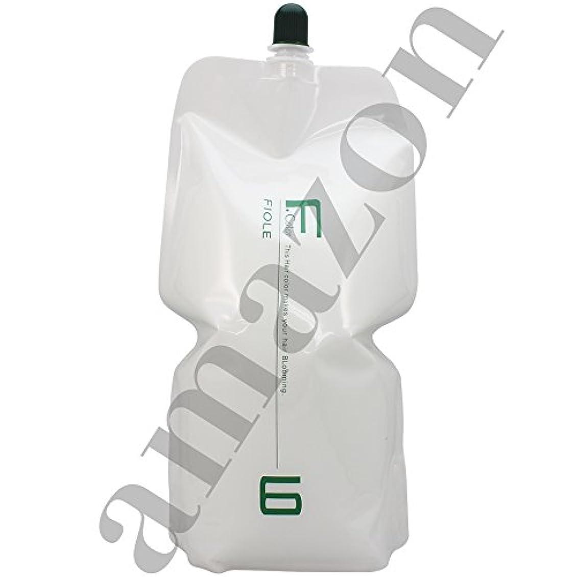 生き残りハドル炭水化物フィヨーレ BLカラー OX 2000ml 染毛補助剤 第2剤 パウチ (OX6%)