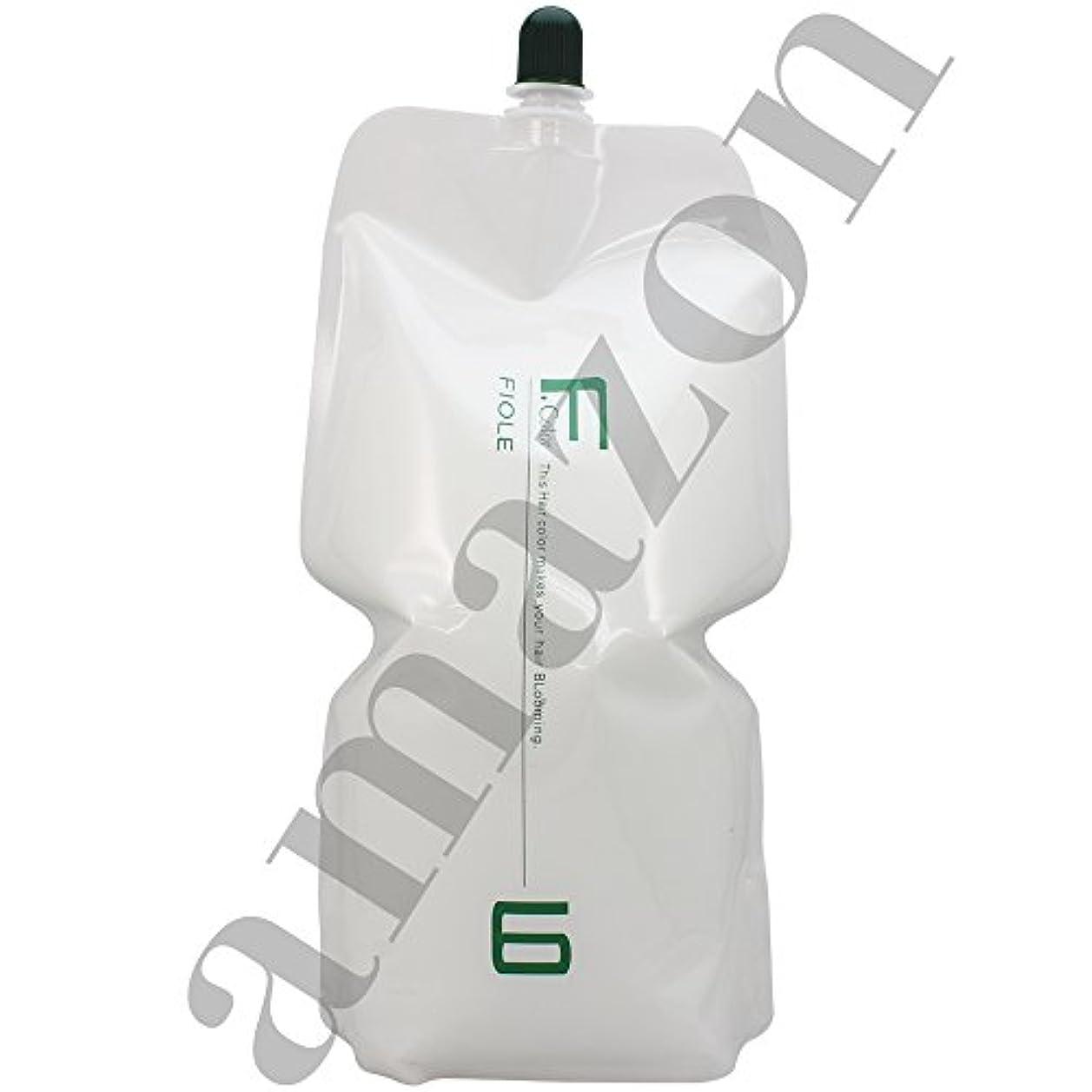 必要としているシンプトン細部フィヨーレ BLカラー OX 2000ml 染毛補助剤 第2剤 パウチ (OX6%)