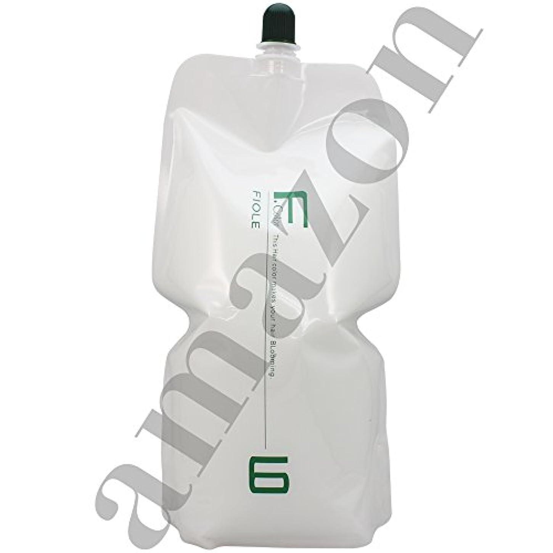 消毒するご覧くださいモノグラフフィヨーレ BLカラー OX 2000ml 染毛補助剤 第2剤 パウチ (OX6%)