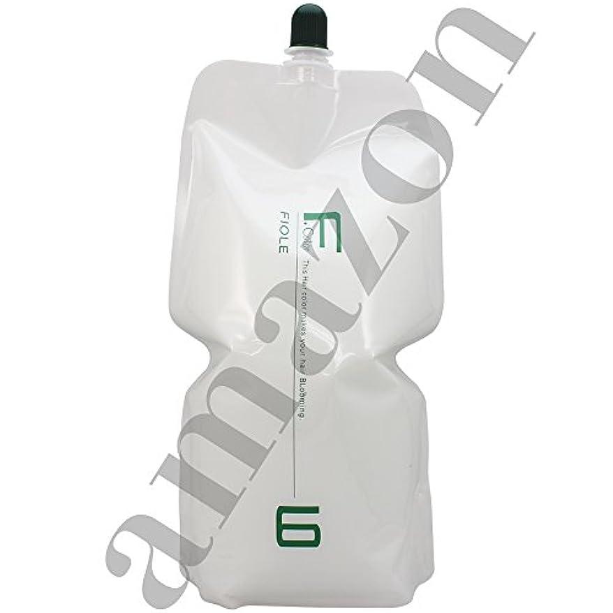 フィヨーレ BLカラー OX 2000ml 染毛補助剤 第2剤 パウチ (OX6%)