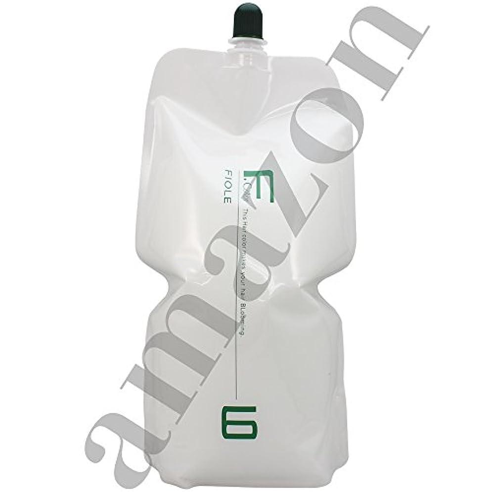 不測の事態ドラッグ悩みフィヨーレ BLカラー OX 2000ml 染毛補助剤 第2剤 パウチ (OX6%)