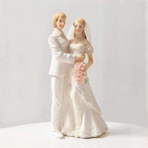 Lifelong Vow 7 Inch Tall Lesbian Cake Topper Figurine [並行輸入品]