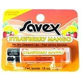サベックス SAVEX リップクリーム スティック ストロベリーマンゴー 4.2g [並行輸入品]