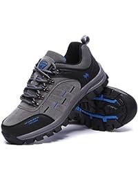 トレッキングシューズ メンズ レディース スポーツ アウトドア 登山 クライミング シューズ 防透湿 防滑 通気 耐磨耗 衝撃吸収 男女兼用