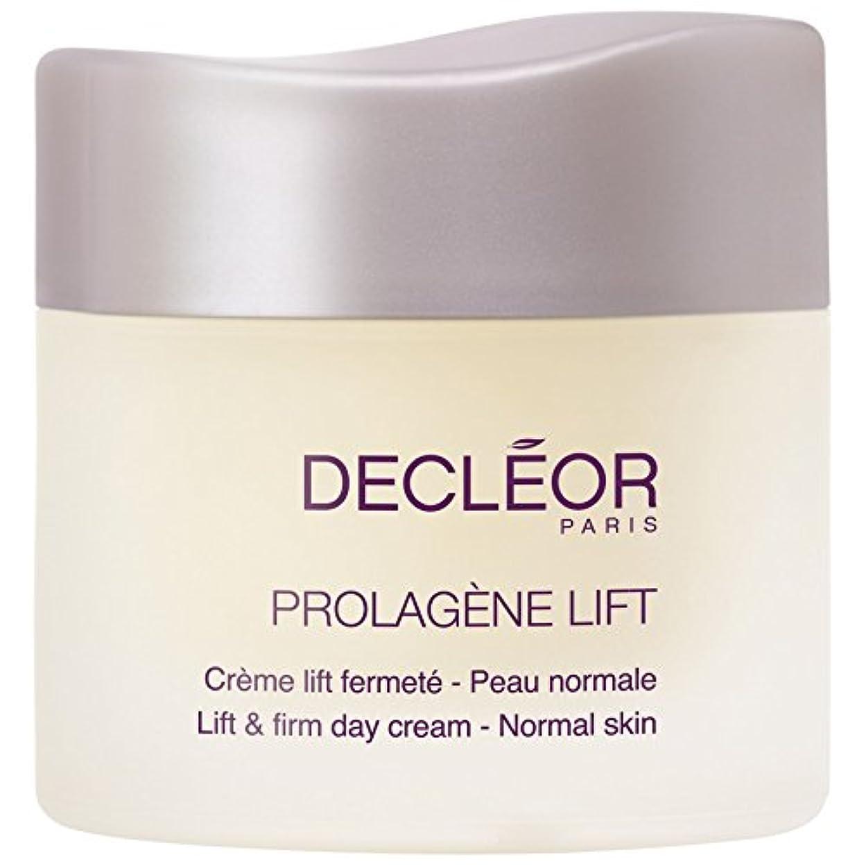 パパ使い込む関与する[Decl?or] デクレオールProlageneリフト - リフトデイクリームノーマルスキン - Decl?or Prolagene Lift - Lift Day Cream Normal Skin [並行輸入品]
