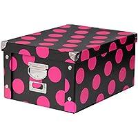 ボックスストレージ/ファイルストレージボックス、蓋/手紙/法律、衣類おもちゃ収納ボックスF