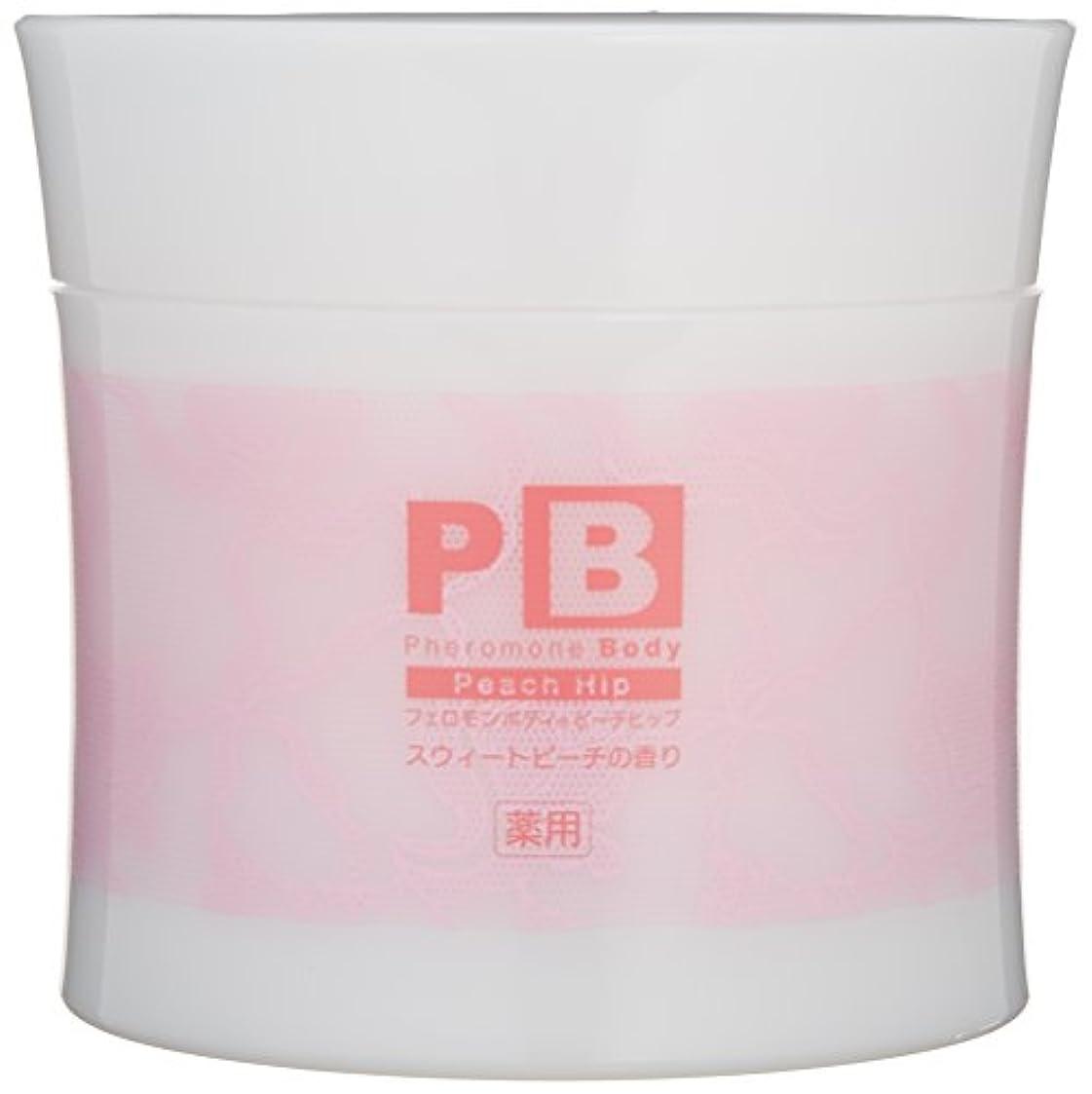 排気支払い写真を描くフェロモンボディ ピーチヒップ スウィートピーチの香り 500g [医薬部外品]