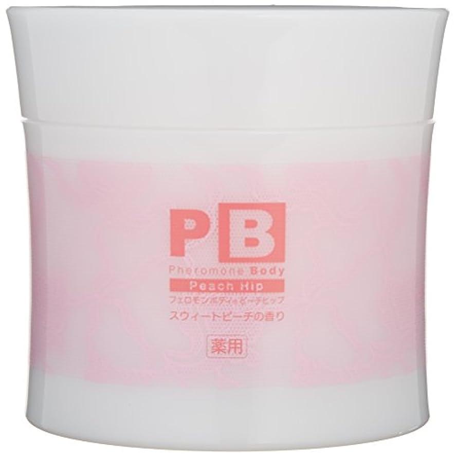 酸っぱいダニブロッサムフェロモンボディ ピーチヒップ スウィートピーチの香り 500g [医薬部外品]