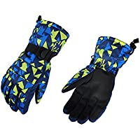 meru(メル) スノーボード スキー 手袋 男女兼用 耐水 防風