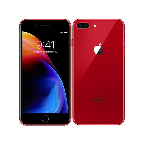 【国内版SIMフリー】 iPhone 8 Plus 256GB レッド(PRODUCT Special Edition) 白ロム MRTM2J/A Apple 5.5インチ