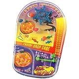 【ハロウィン景品】ハッピーハロウィン キャンディドロップゲーム 25個入り / お楽しみグッズ(紙風船)付きセット [おもちゃ&ホビー]