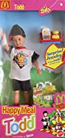 Barbie: Happy Meal Todd Doll (1993)