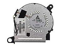 WEIMEI FENG ノートパソコンCPU冷却ファン HP X360 13-U M3-U tpn-w118 855966-001