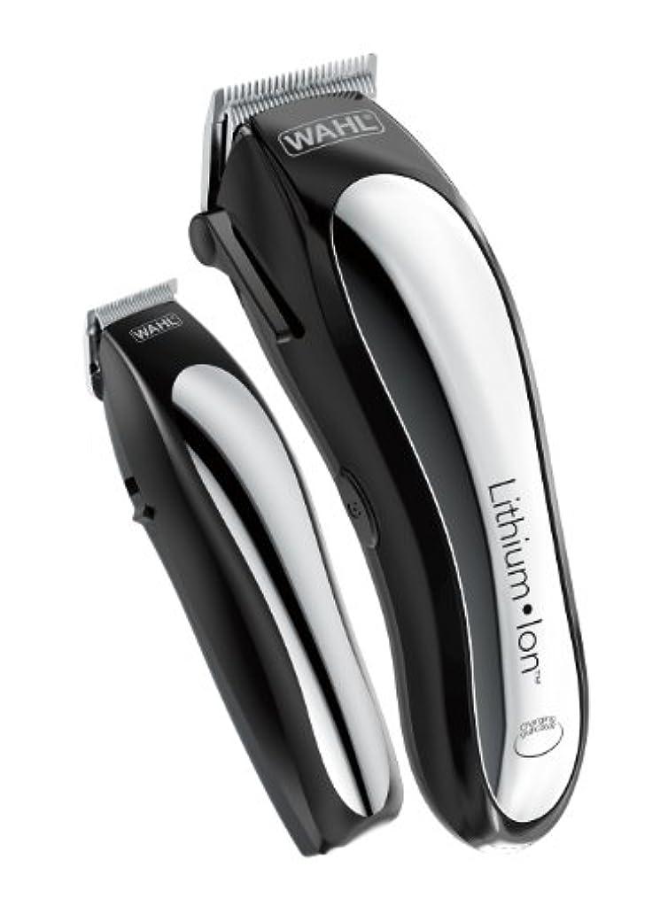 セレナの才能のあるWahl Clipper Lithium Ion Cordless Rechargeable Hair Clippers and Trimmers for men,Hair Cutting Kit with 10 Guide...