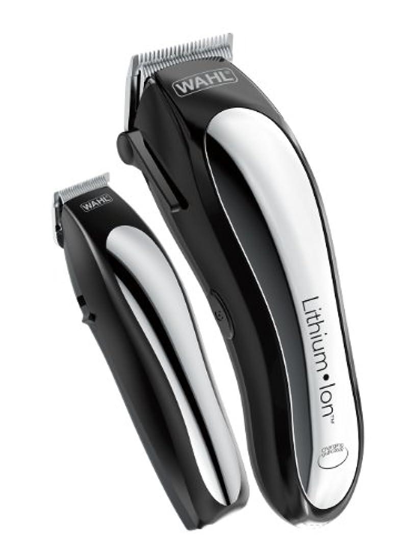 エスカレーター識別するコンクリートWahl Clipper Lithium Ion Cordless Rechargeable Hair Clippers and Trimmers for men,Hair Cutting Kit with 10 Guide...